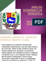 ANÁLISIS ECONÓMICO DE VENEZUELA