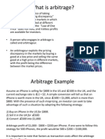 Arbitrage and Law of One Price.pptx