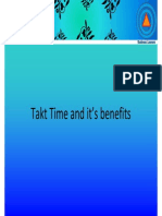BL Takt Time and Its Benefits