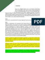 Tolentino v Sec of Finance Digests