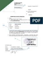 Surat Permintaan Visum SPV