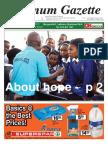 Platinum Gazette 11 October 2013