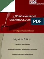 evaluar el desarrollo afectivo.pptx