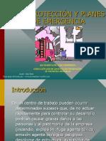 plan de emergencia españa