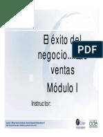 El Exito Del Negocio Las Ventas1
