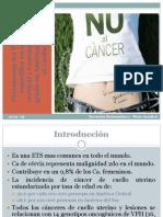 Prevalencia del VPH tipo-específica en cáncer cervical y