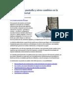Del papel a la pantalla y otros cambios en la industria editorial.pdf