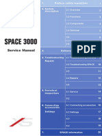 SPACE 3000 Service Manual-GB