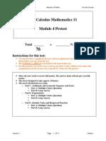 PreCalc11_Module4Pretest