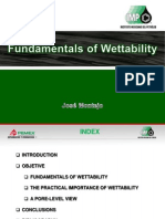 Fundamentals of Wettability