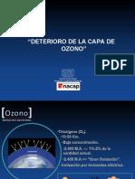Deterioro Del Ozono