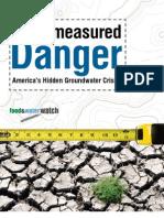 Unmeasured Danger