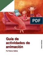 Actividades de animación a la lectura