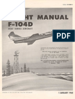 45790948 1960 T O 1F 104D 1 Flight Manual F 104D USAF Series Aircraft