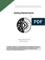Quantum Technique Getting Started Quick