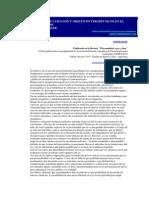 CRITERIOS DE CURACIÓN Y OBJETIVOS TERAPÉUTICOS EN EL PSICOANÁLISIS