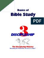 Discipleship - Book 3