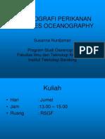 Oseanografi Perikanan