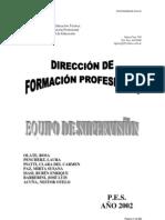 Proyecto Educativo de Supervisión