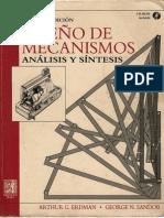Diseño de Mecanismos Análisis y Síntesis (George Sandor Cap 1)