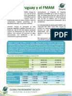 Uruguay - Fact Sheet - Mar2013_ES