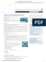 Customer on Boarding (CoB) Framework - BPM Leader