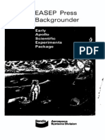 NASA Apollo 11 Lunar Surface Experiments - EASEP