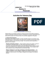 veterans activities