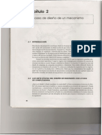 Diseño de Mecanismos Análisis y Síntesis (George Sandor Cap 2)