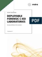 DEPLOYABLE FORENSIC C-IED LABORATORIES