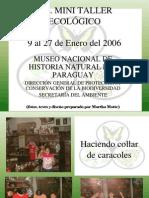 2006a PDF 8vo Taller Ecológico de Verano enero 2006
