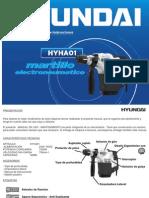 Martillo Electroneumatico Hyundai HYHA01