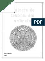Projecte de Treball Els Animals. Part I
