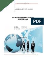 Administracion Empresa