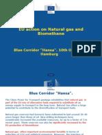 Blue Corridor NGV Rally 2013 - EU Action on Natural Gas and Biomethane