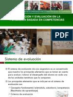 Secuencias Didacticas y Sistema de Evaluacion