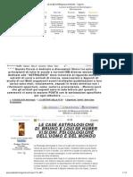 LE CASE ASTROpsicoLOGICHE - I Significati _sottili_ Delle Case Oroscopiche