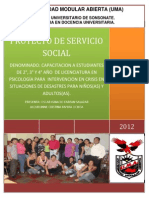 Proyecto Social Inicial 01