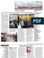 Business Comments August 2013