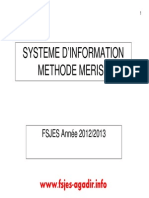 Partie I Système Information