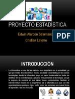 Proyecto Estadística