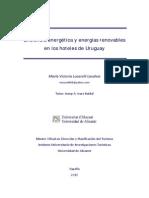 Eficiencia Energetica y Energia Renovables en Los Hoteles de Uruguay