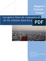 Rapport - Benjamin Toix - Tanger - Jérémie