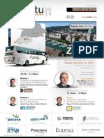 ZURICH DETAILS for Zimtu Road-Trip 2013 Metals Mining and Munich