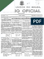 DOU 16.07.1946 - pag. 01