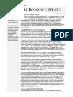 Quarterly economic report