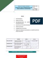 Ia-14!01!03 Rev 00 Manip Ac Sulfurico Concentrado