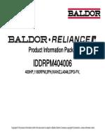 Reliance Iddrpm404006