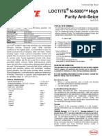 Loctite Nickel High Purity N-5000HPAS-En