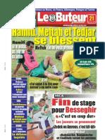 LE BUTEUR PDF du 21/07/2009